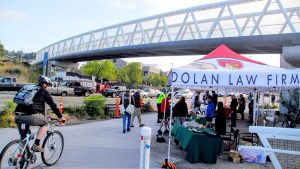Dolan Law at the 2016 Marin Bike to Work Day Event