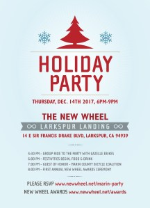 New Wheel Holiday Party 2017