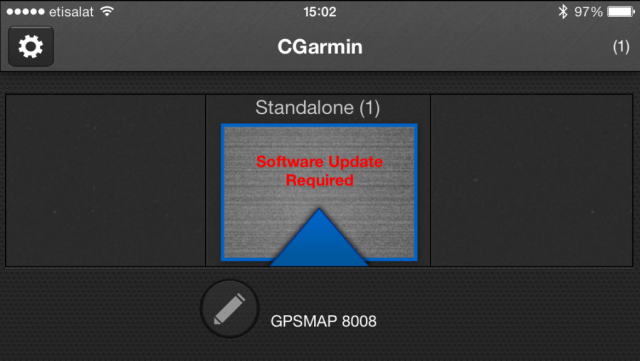 Garmin Helm iPhone App 1