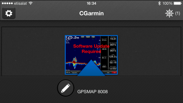 Garmin Helm iPhone App 5