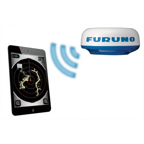 Furuno  DRS4W Wi-Fi Radar for iPad & iPhone