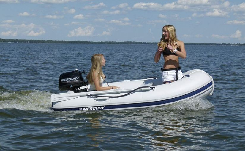 Mercury Dynamic Rib 250 / 260 unboxing and First Looks