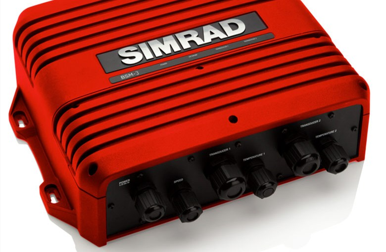 New Simrad BSM-3 Broadband Sounder with Chirp