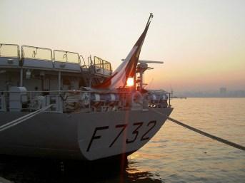 Afrique du Sud - Durban - Nivôse au coucher de soleil