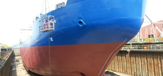 Learn more about your rank responsibility during dry dock preparation