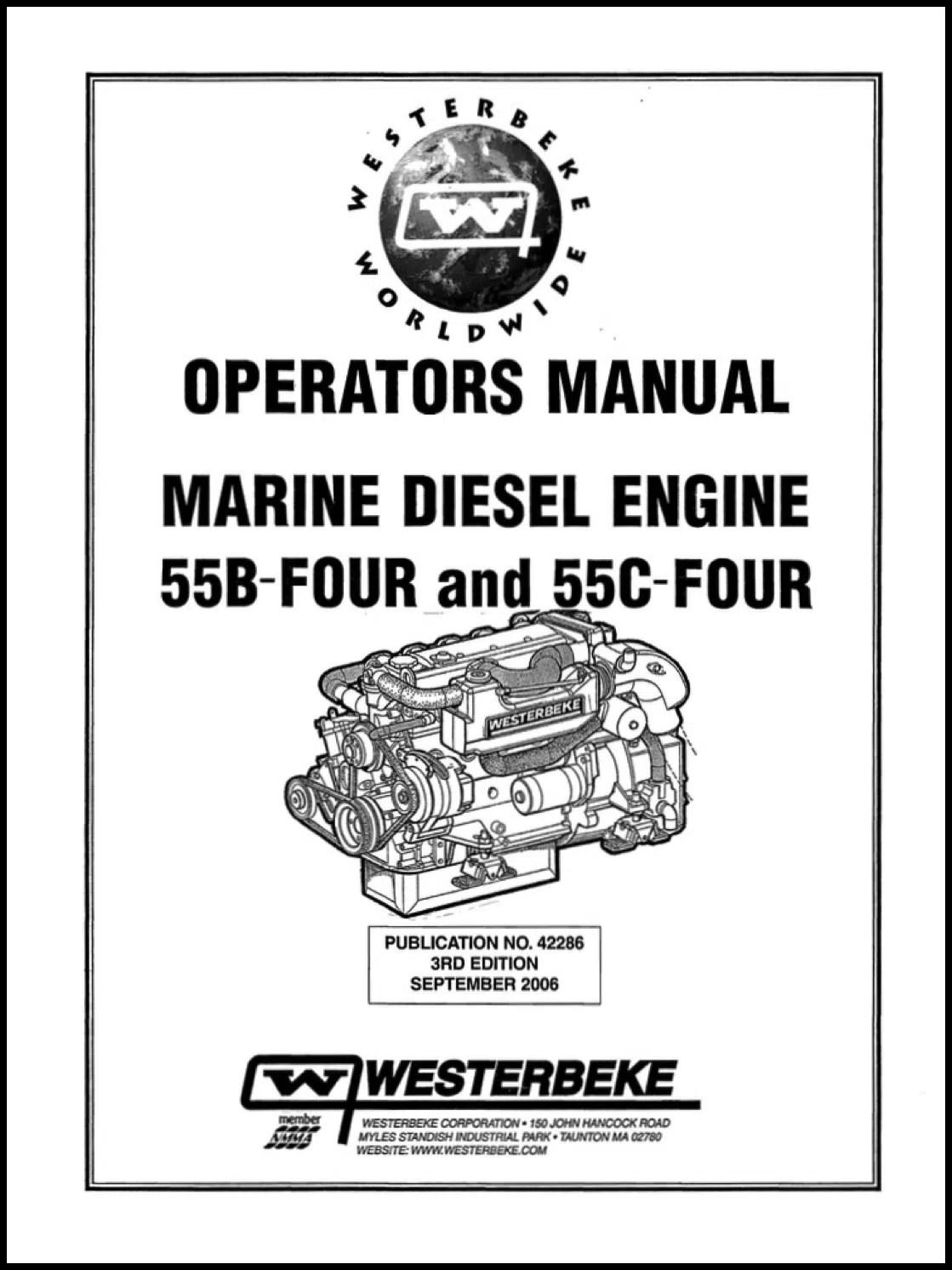 Westerbekesel Engine 55b Operator Manual