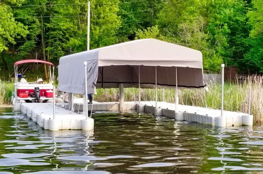 Floating Canopies