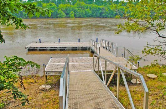 ShoreMaster Infinity FTS9 Dock