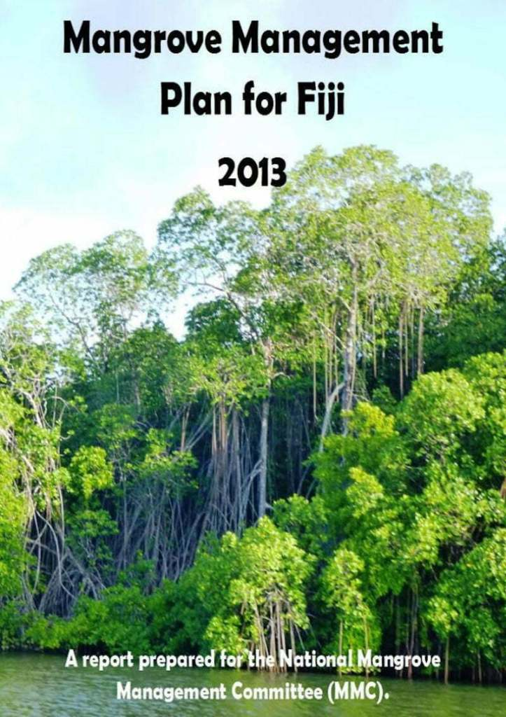 Mangrove Management Plan 2013 (MMP2013