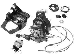 MerCruiser Bravo XR Sportmaster Transom Assembly Chart Parts