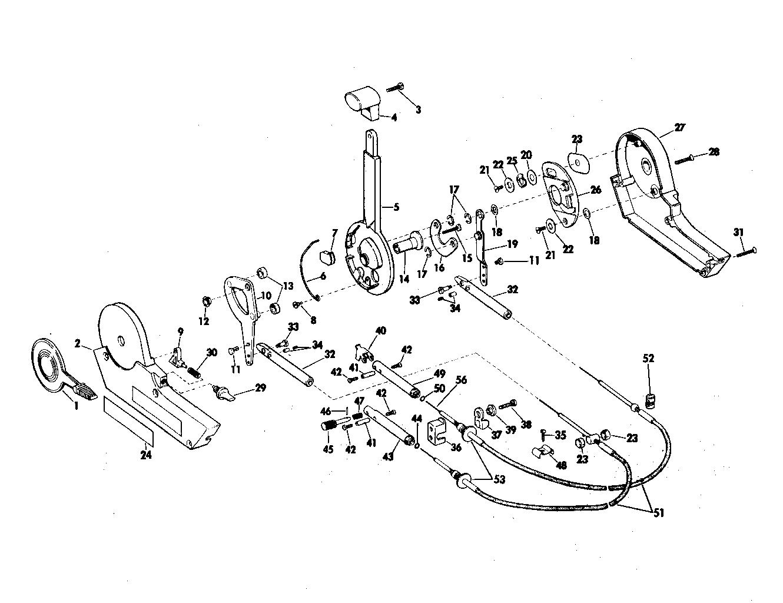 Single Lever Remote Control Remote Control