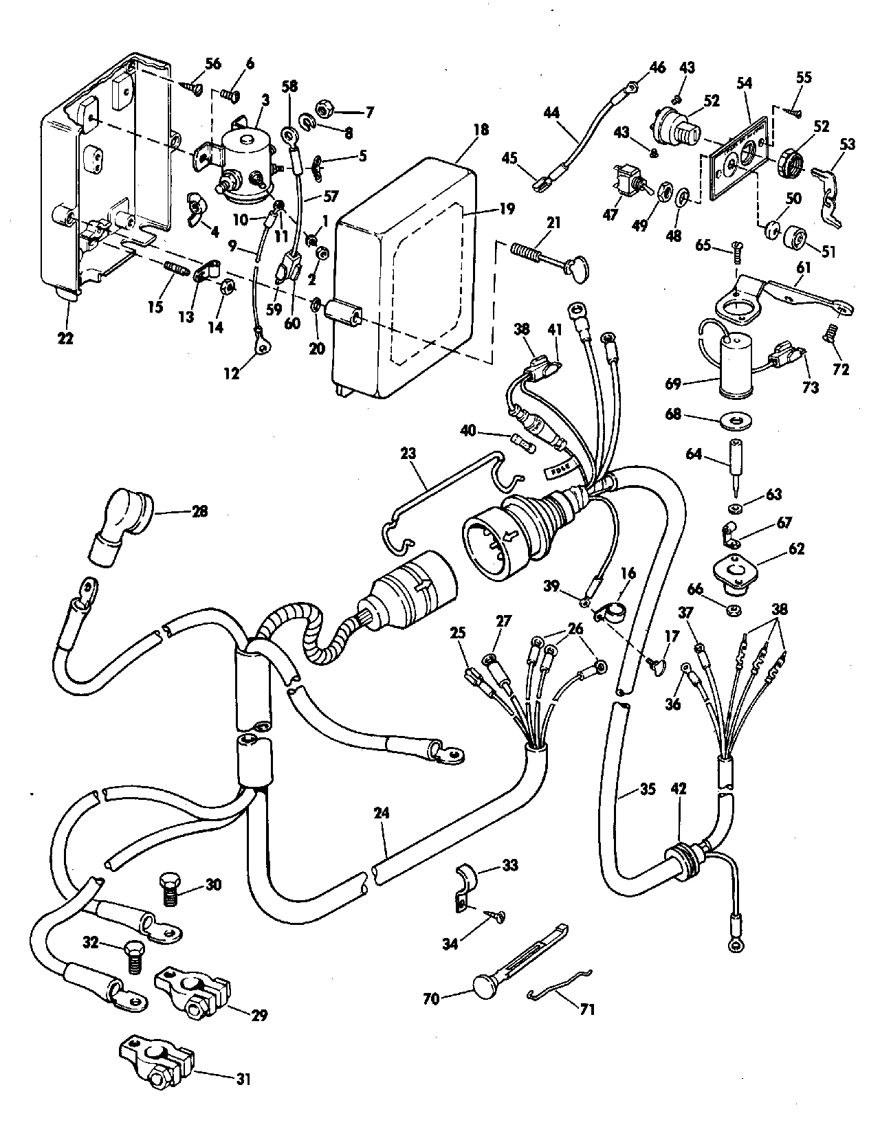 Excellent evinrude outboard wiring diagram images the best