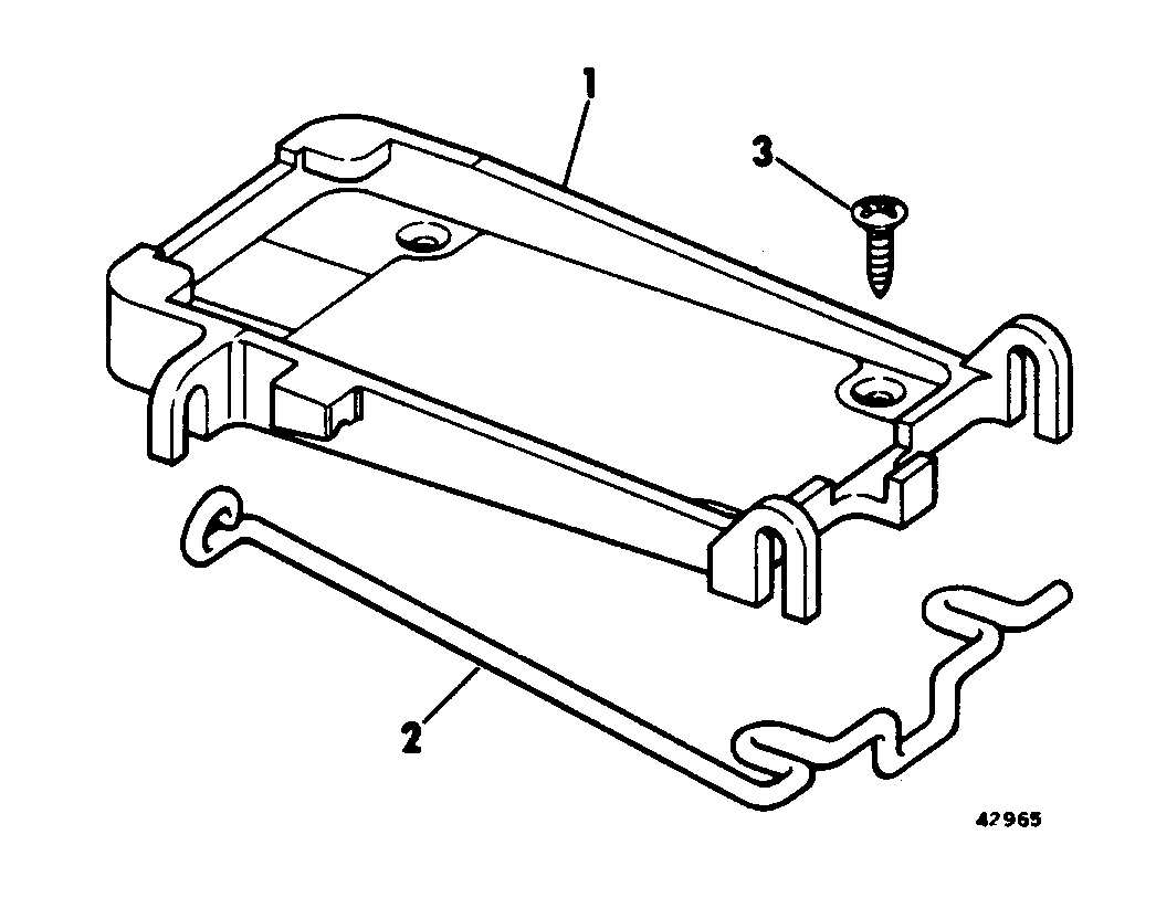 Deck Mount Kit