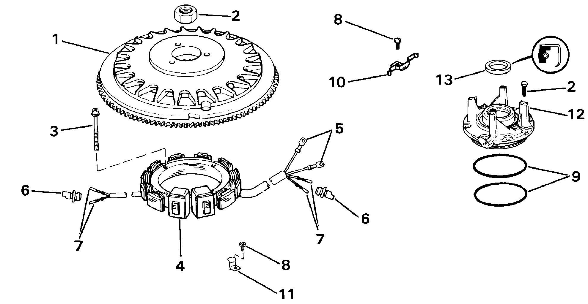 Alternator Kit 35 Amp
