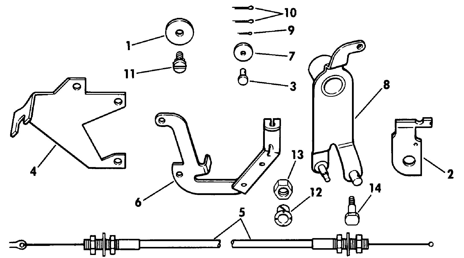 Tilt Lock Release Kit 60
