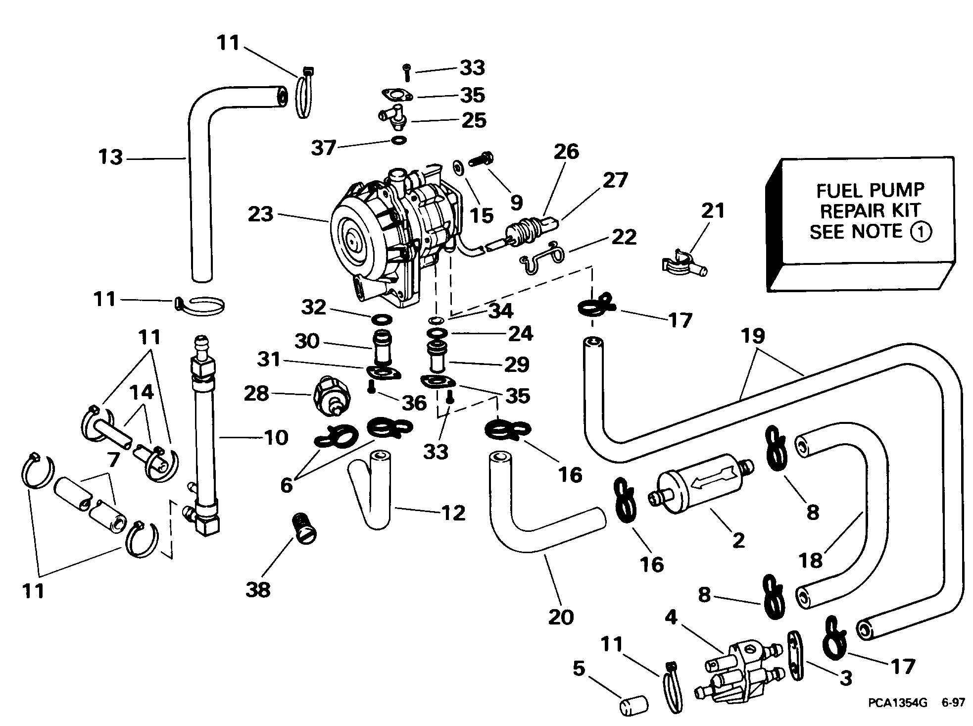 Evinrude Vro Fuel Pump Manual