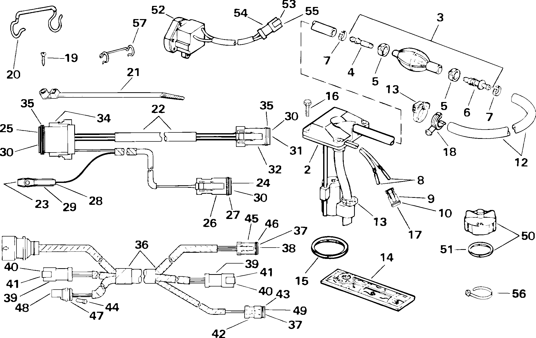 Engine Cable Adapter Kit