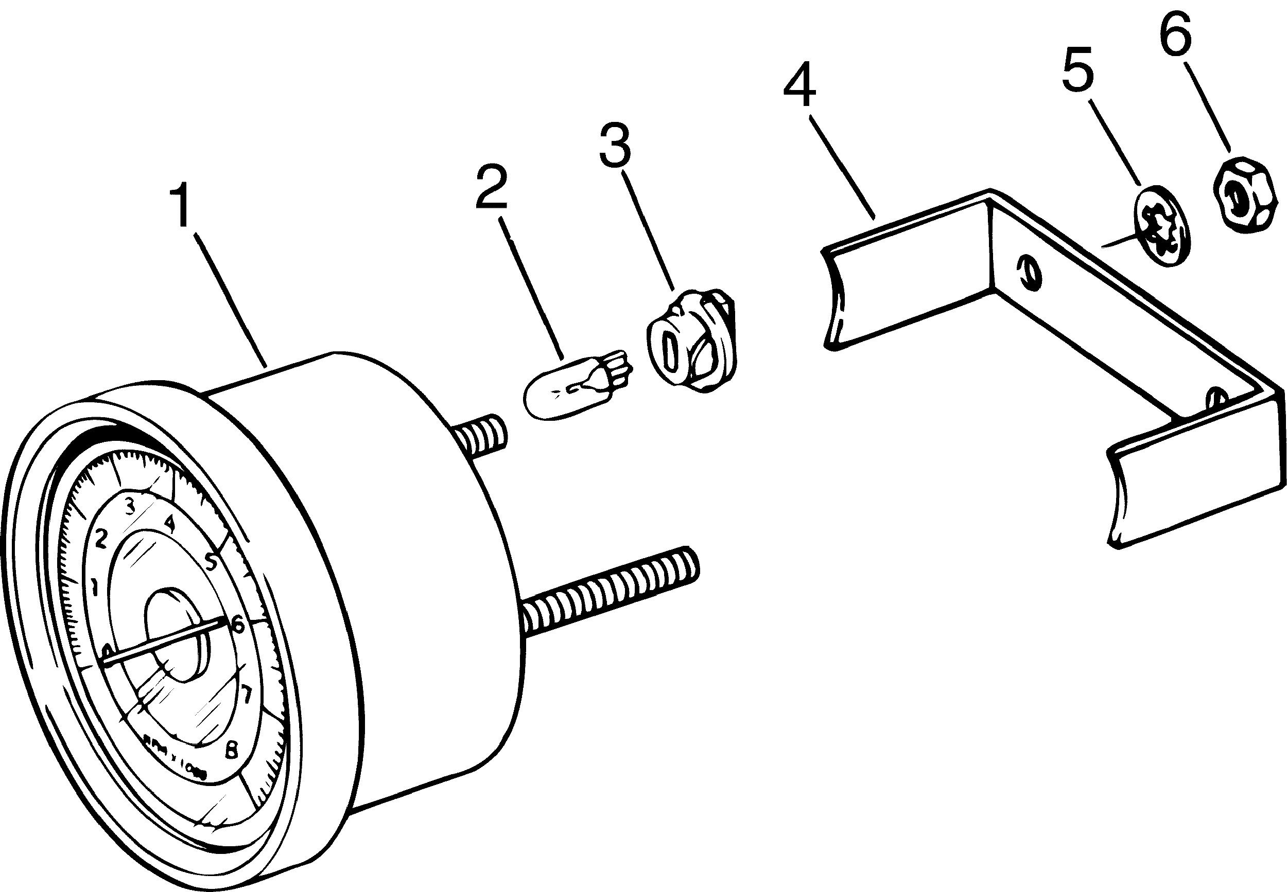 sun tune mini tach wiring diagram