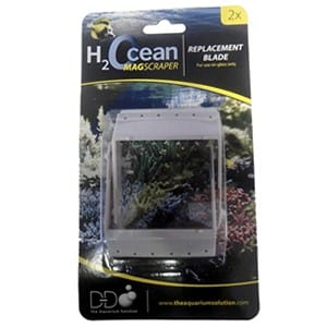 H2Ocean Replacement Blades available at Marine Fish Shop