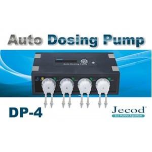 Jecod Auto Dosing Pump DP-4 available at Marine Fish Shop