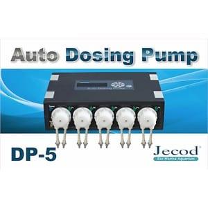 Jecod DP5 Dosing Pump available at Marine Fish Shop
