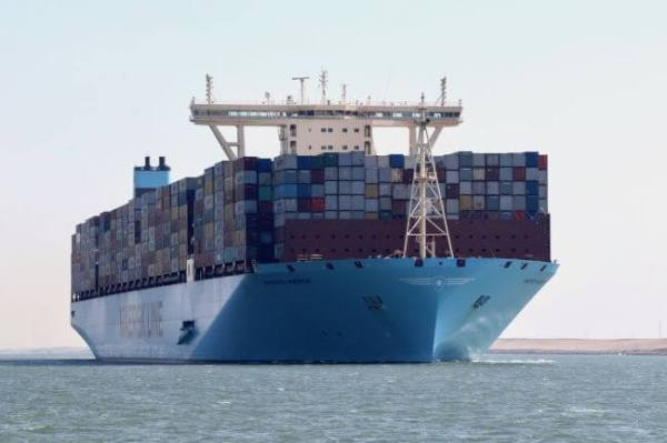 10 World's Biggest Container Ships in 2017