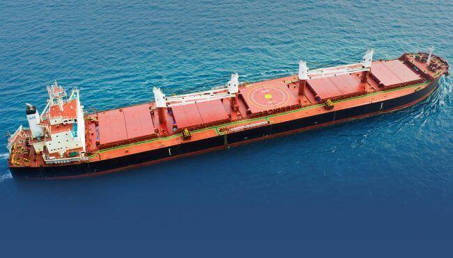Eagle Bulk Receives Delivery Of Ultramax Dry Bulk Vessel 'M/V Copenhagen Eagle'