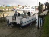 SW catamaran_rear view