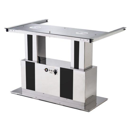 Supporto tavolo sincronizzato a batteria