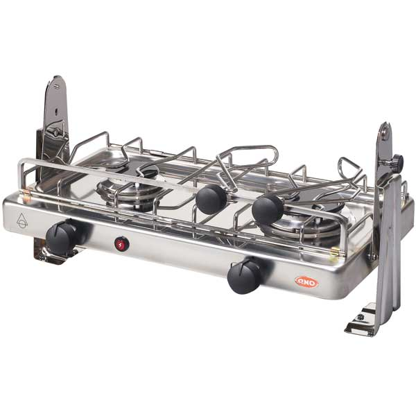 Purchase Force10 Galley Stove 2 Burner With Infrared Broiler Motorcycle In East Haddam Connecticut United States For Us 849 00