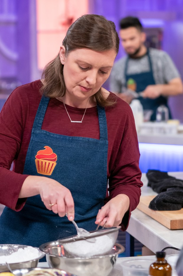 San Anselmo cupcake virtuoso competes on Food Network