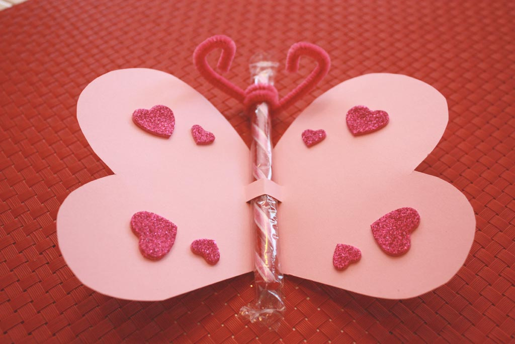 Four Fun And Easy Homemade Valentines Day Cards Marin