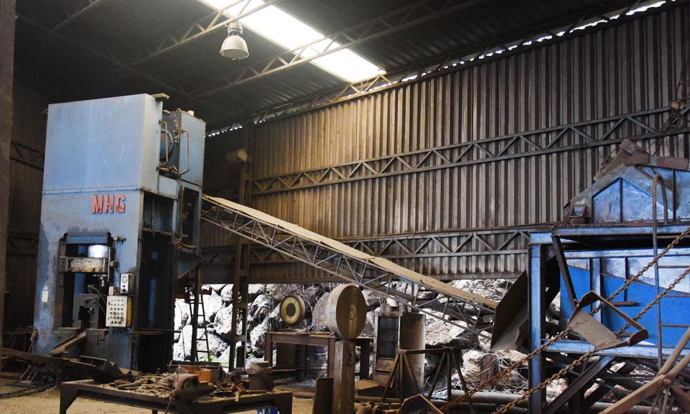 Resultado de imagen para residuos metalicos