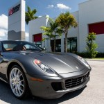 Used 2008 Ferrari 599 Gtb Fiorano Hgte For Sale 124 900 Marino Performance Motors Stock 157330