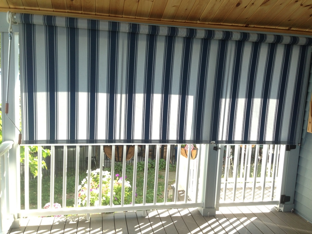 awnings exterior curtains porch