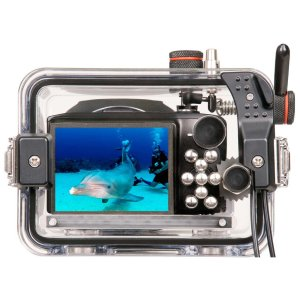Ikelite 6148.28 Underwater Housing for Canon PowerShot SX270, SX280