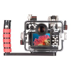 Ikelite 6950.52 200DLM/A Underwater TTL Housing for Olympus OM-D E-M5 Mark II