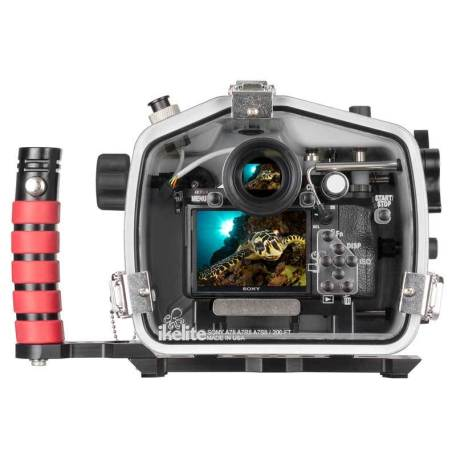 Camera and Port as an example. Not included in the scope of delivery.