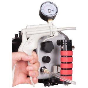 Ikelite 47012 Vakuumset für 1/2 Zoll Zubehörport und DSLR-Top-Mount