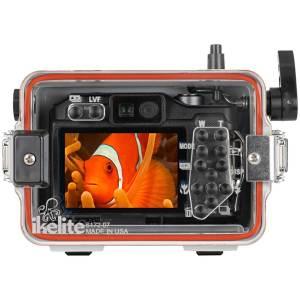 Ikelite 6172.07 Unterwassergehäuse für Panasonic Lumix TS7, FT7