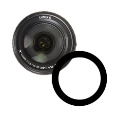 Ikelite 0923.51 Anti-Reflection Ring for Panasonic Lumix G X Vario 12-35mm F2.8 I or II ASPH Power OIS Lens