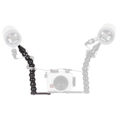 Ikelite 2605.09 Action Tray II Extension with DS51 Strobe Arm