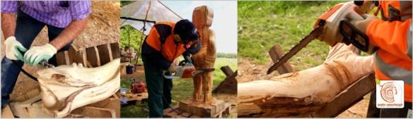 Bildhauerkurs K2 - Die Bildhauerei im Grünen bei Berlin