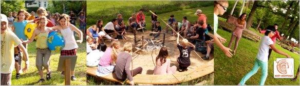 Ideen für Schulklassen -Erlebnis-Wandertage, Kunst und kreative Projekttage