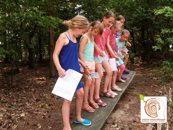 Walddetektive und Kindergeburtstag im Erlebniswald