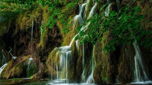Waterfall Plitvice