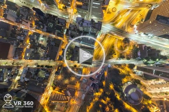Fotografía Aérea 360 Torre Colpatria