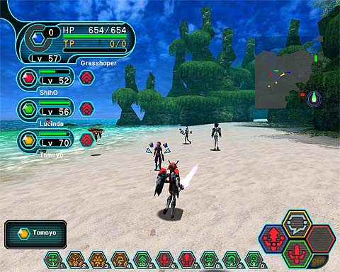 Phantasy Star Online Episode I And II GC All In 1
