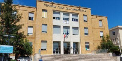 """L'ospedale """"Annunziata"""" di Cosenza, hub ospedaliero provinciale cosentino"""
