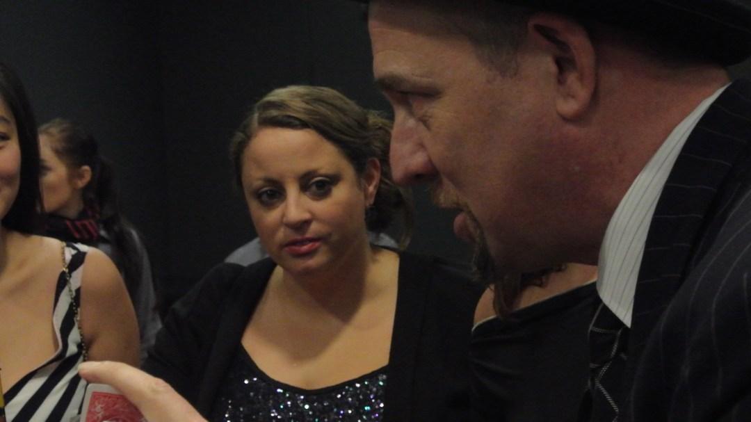Mario Morris Close Up Magician